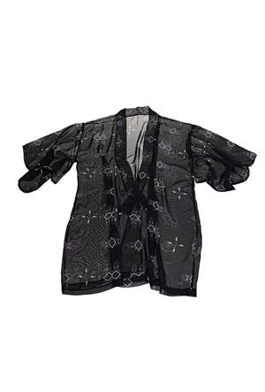 Coquet Accessories Etnik Desenli Kimono