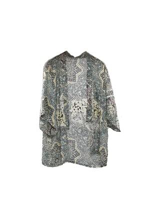 Coquet Accessories Çini Desenli Kimono