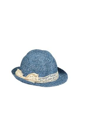 Coquet Accessories Fötr Şapka Fiyonklu