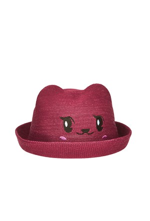 Coquet Accessories Fötr Nakışlı Şapka