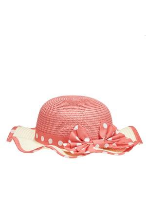 Coquet Accessories Melon Fiyonklu Şapka