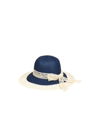Coquet Accessories Dantel Kurdela Şapka