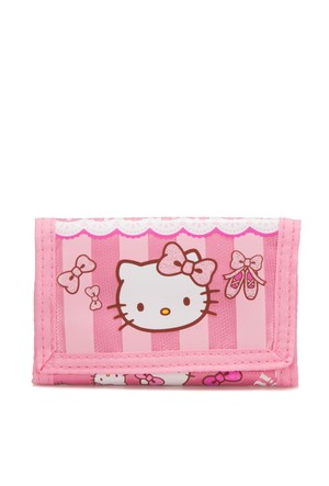 Hello Kitty 86614 Pembe Unisex Çocuk Cüzdan