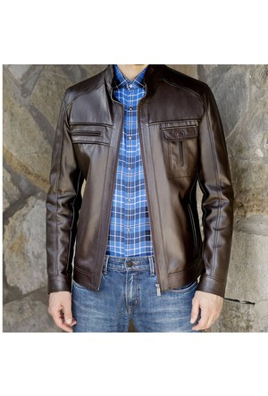 Lumberjack Lse0014 Kahverengi Erkek Ceket