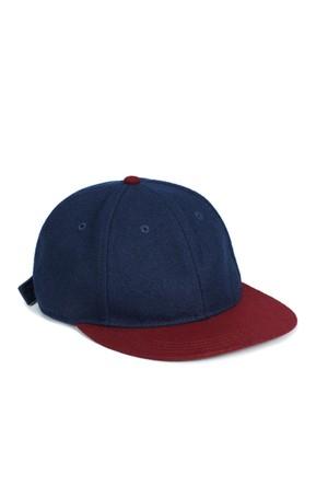 Mavi Gece Lacivert Şapka