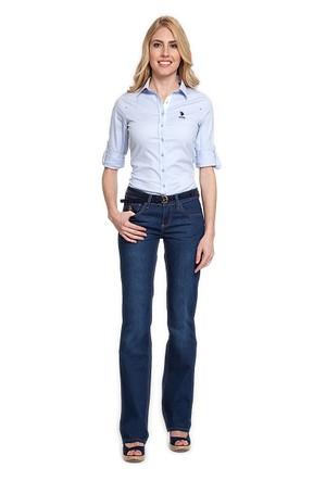 U.S. Polo Assn. Kadın Jean Pantolon