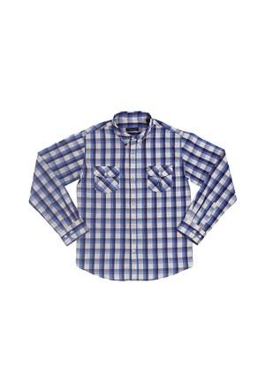 U.S Polo Assn. Erkek Çocuk Gömlek Uzun Kol