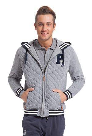 U.S. Polo Assn. Blas Erkek Sweatshirt