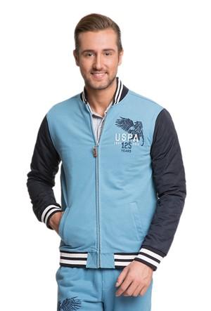 U.S. Polo Assn. Gerge Erkek Sweatshirt