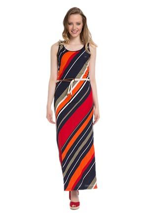 U.S. Polo Assn. Kadın Elbise Mae