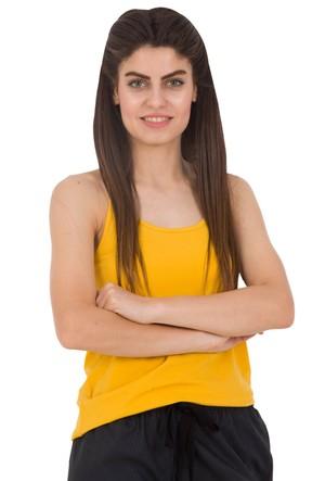 TheDON Camisole Sarı Renk Bayan Askılı Atlet
