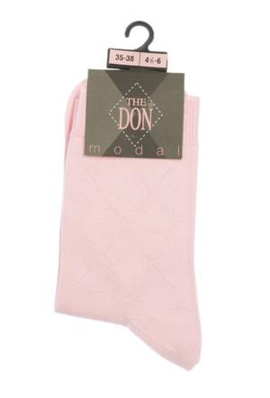 TheDON Modal Düz Bayan Çorap 2'li