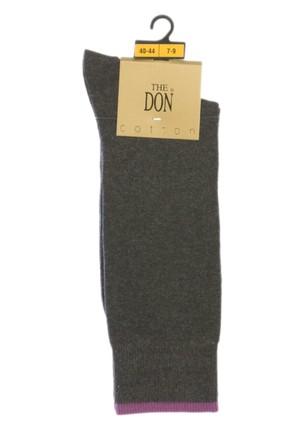TheDON Renkli Lastik Erkek Çorap 3'lü