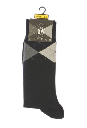 TheDON Bamboo Ekoseli Erkek Çorap 2'li