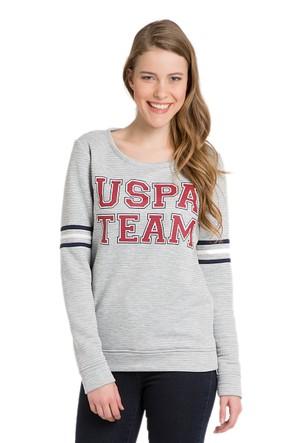 U.S. Polo Assn. Tevan Kadın Sweatshirt