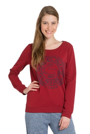 U.S. Polo Assn. Tistav Kadın Sweatshirt