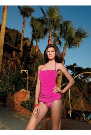 Leg Avenue Pembe Bikini Üstü Kıyafeti Elbisesi 51022pms