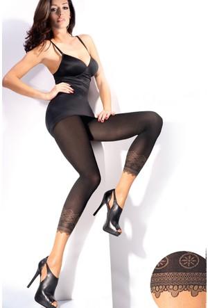 Gabriella 20 den Siyah Külotlu Çorap VANESSA NERO
