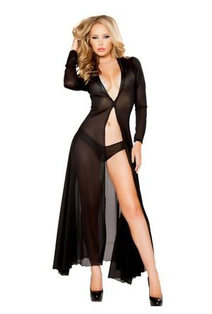 Maxpera Ful Transparan Fantazi Elbise