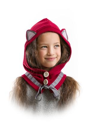 Denokids Kırmızı Başlıklı Kız Şapka