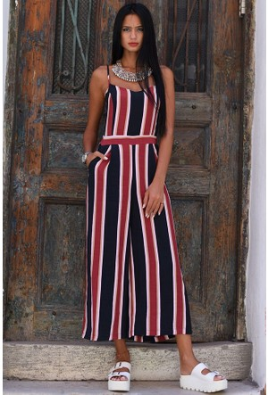 Bsl Fashion Bordo Tulum 7791