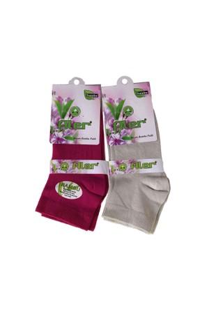 2'Li Soket Çorap