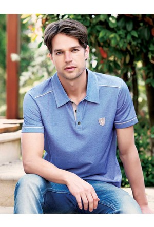 Şahinler Big Bros Polo Yaka Erkek T-Shirt MEP22605