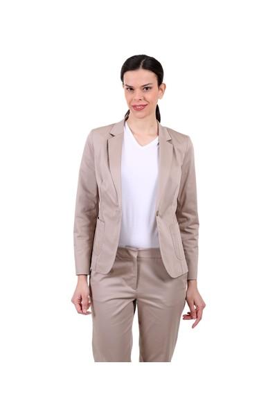 Karaca Kadın Ceket Bej