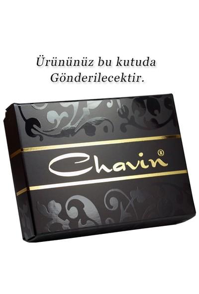 Chavin Altın Rutil Kuvars Gümüş Tesbih cf19