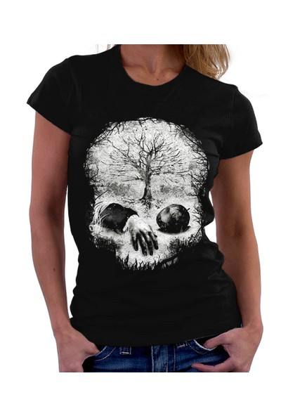 The Chalcedon Natura Del Morta Kadın T-Shirt