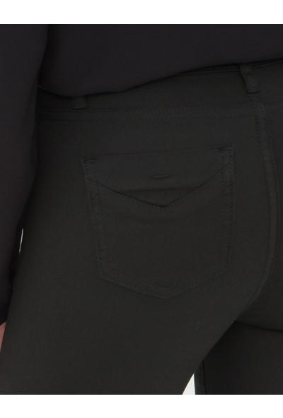Ole Kadın Skinny Pantolon Siyah