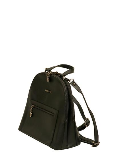 Nas Çanta Siyah Bayan El Çantası-623