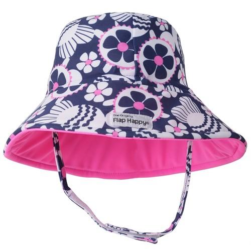 Flap Happy Ada Sahili Fun Yüzme Şapkası