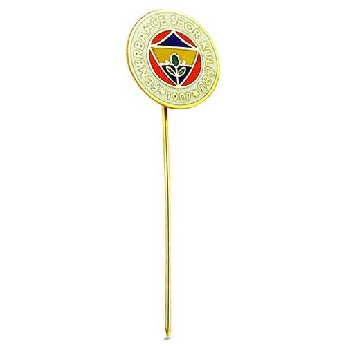 Bilezikhane Fenerbahçe Takım Rozeti 1,15 Gram 14 Ayar Altın