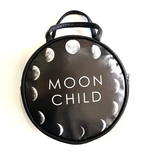 Köstebek Moon Child Yuvarlak Çanta Kypç038