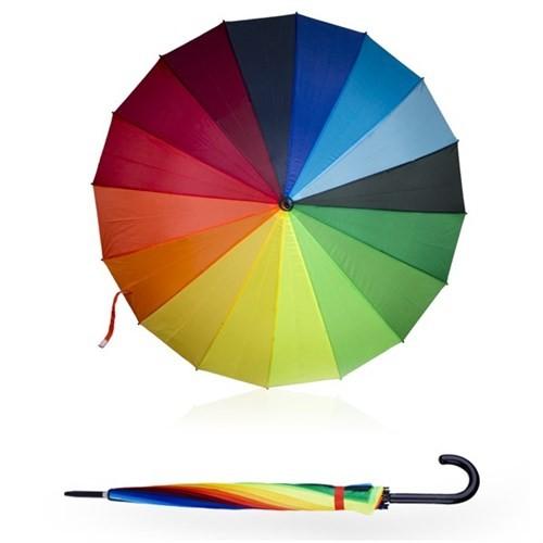 BuldumBuldum Rainbow Umbrella - Gökkuşağı Şemsiye