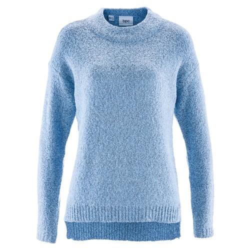Bpc Bonprix Collection Mavi Bukle Kazak
