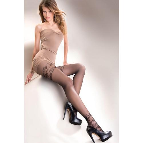 Gabriella 20 den Siyah Külotlu Çorap GOTTI NERO