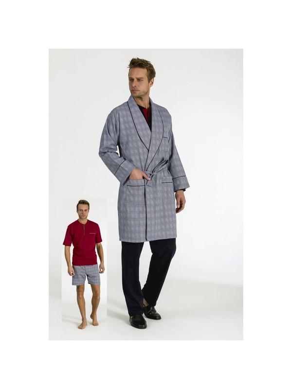 Pierre Cardin Damat Çeyiz Pijama & Robdöşambr 5li Set 5540