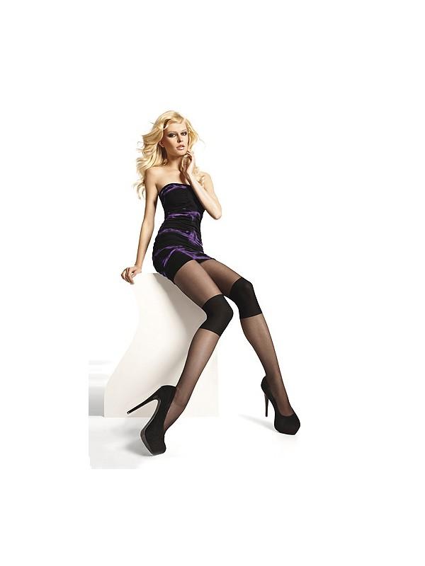 Gatta Siyah Külotlu Çorap GIRLUP 02