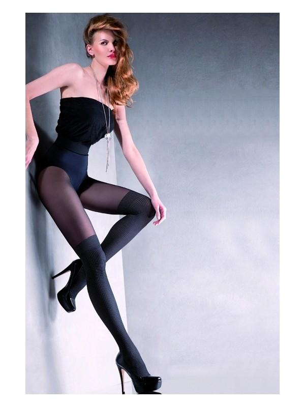 Gabriella 40 den Siyah Külotlu Çorap RITA NERO