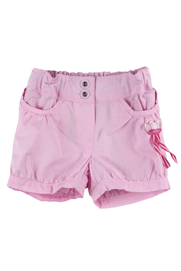Tuc Tuc Kids Short with Pleats Details
