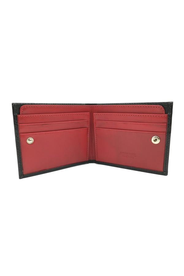 Bond Men's Leather Wallet 196-1-8