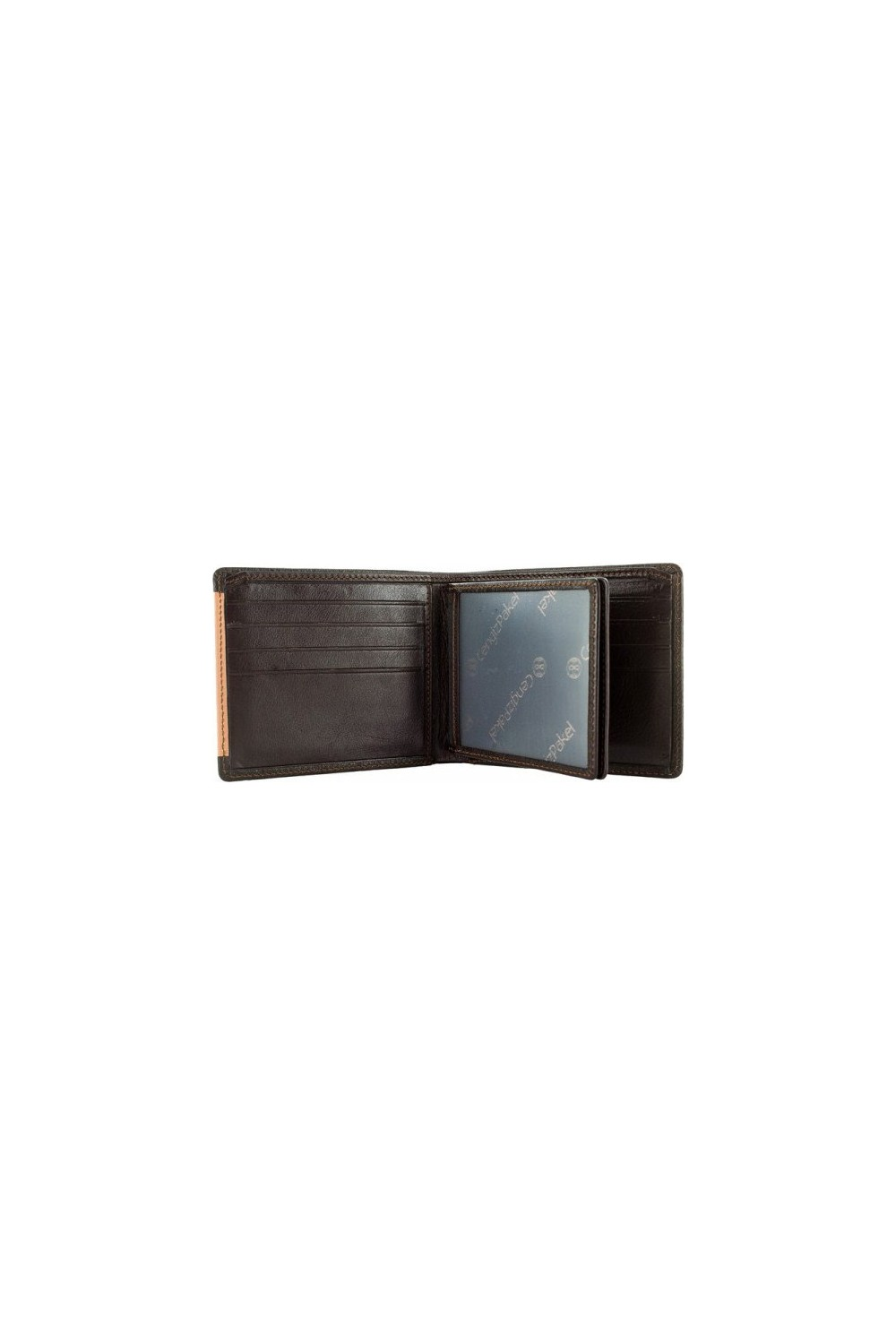 Cengiz Pakel Men's Leather Wallet 27448-Tblc