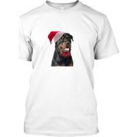 XukX Rottweiler Yeni Yıl T-Shirt
