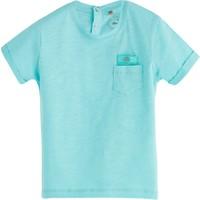 Soobe Pop Boys Cep Detaylı Kısa Kol T-Shirt Cam Göbeği 18 - 24 Ay