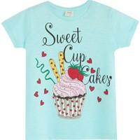 Soobe Pop Girls Cupcake Kısa Kol T-Shirt Çini 11 Yaş