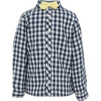 Soobe Pop Boys Kareli Uzun Kol Gömlek 15 - 18 Ay