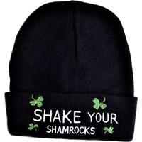 Bonalodi Shake Your Shamrocks Siyah Bere