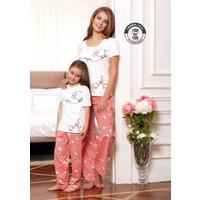 Yeni İnci CKP-232 Kız Çocuk Pijama Takım